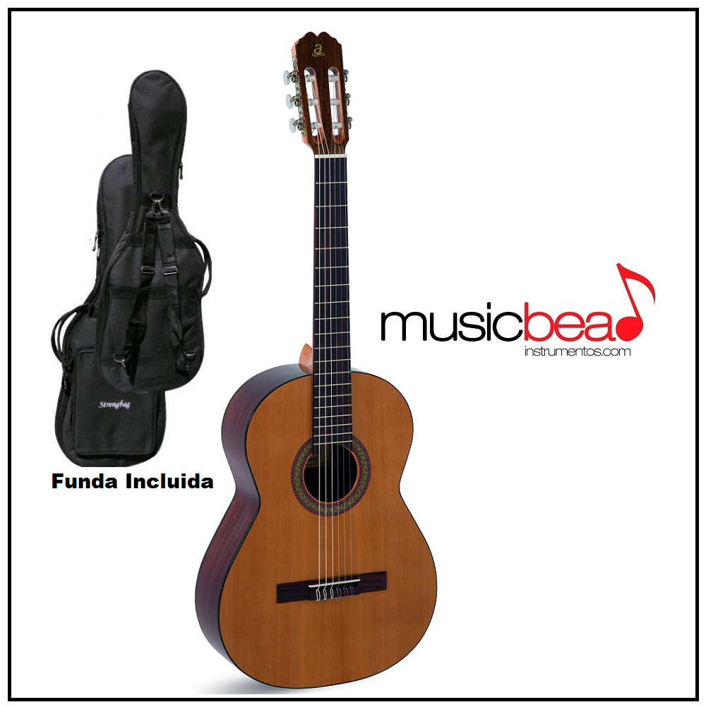 Guitarra cl sica admira malaga music beat instrumentos for Guitarra admira